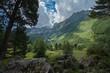 Quadro Mountain landscape
