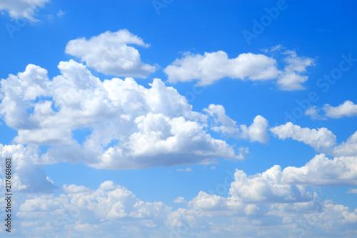 Foto Murales Himmel und Wolken