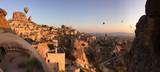 Cappadocia Balloons in the Morning