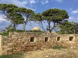 Fortress in Rethymnon Kreta Griechenland