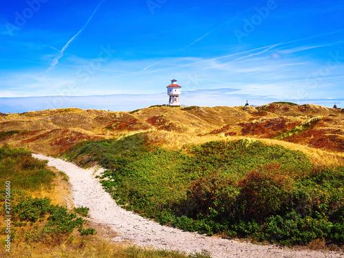 Aluminium Noordzee Insel Langeoog - Wasserturm