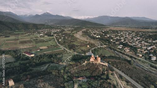Sticker Gremi Monastery - Kakheti, Georgia