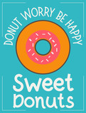 Sweet donuts - 217713812