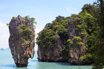 Ko Ta Pu or James Bond island, Phuket, Thailand