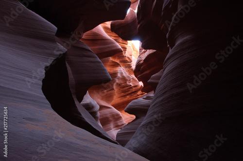 Aluminium Arizona Antelope Canyon Arizona USA
