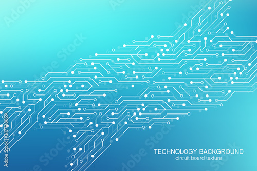 computer motherboard vector background with circuit board electronic rh apimages com