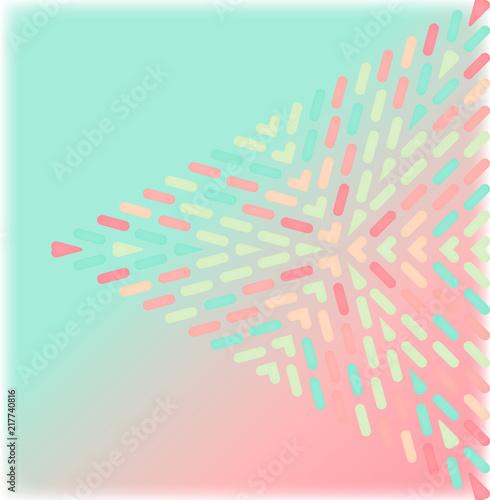 abstrakcyjne tło pastelowych kolorów
