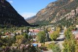 Ouray  Little Switzerland Colorado USA