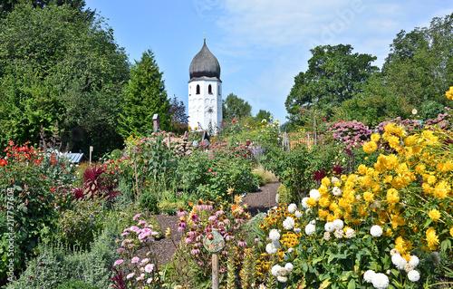 Foto Murales Klostergarten