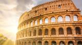 The Coliseum facade