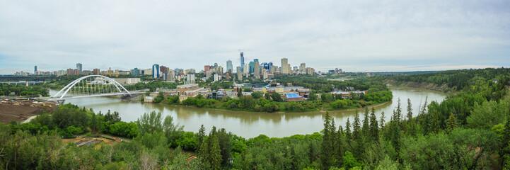 Edmonton, Alberta Panorama © Darko