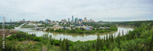 Edmonton, Alberta Panorama - 217786851