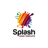 color splash logo - 217798414
