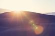 Leinwanddruck Bild - Sand dunes in California