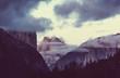 Leinwanddruck Bild - Yosemite