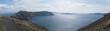 Quadro Panorama of uninhabited desert Islands