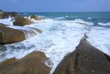 Tropical bach Crystal Bay Samui - 217843872