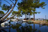 marina lac de biscarosse