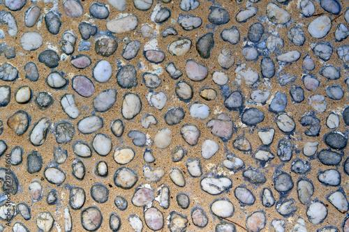 In de dag Stenen Stone texture. Abstract natural background.
