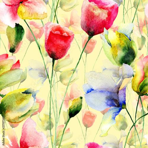 jednolite-wzor-z-oryginalnymi-kwiatami