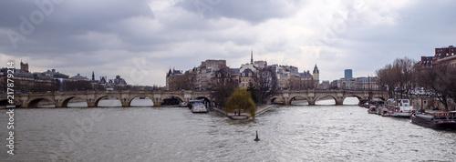 Plakat Paryż Panorama