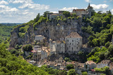 Rocamadour - Lot - France poster