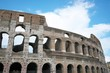 Quadro Rome,Italy-July 27, 2018: Colosseum or Coliseum in Rome