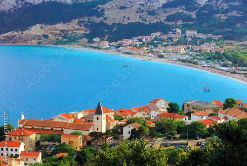 Foto Murales Baska ,Wyspa Krk Chorwacja