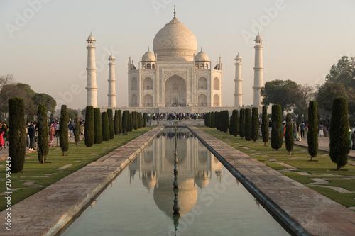 Foto Murales Taj Machal in Agra, Indien