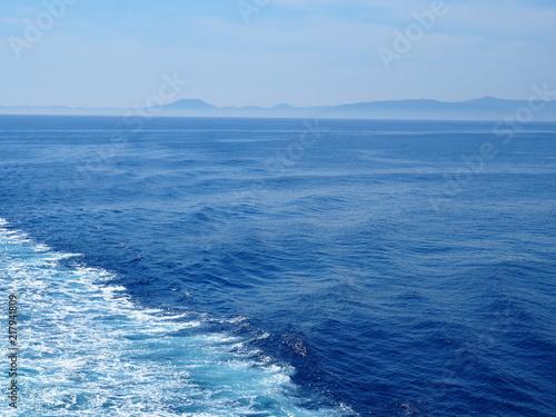 Canvas Zeilen Sailing