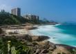 Quadro Copacabana Beach Rio de Janeiro Brazil