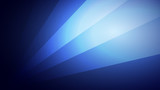 Abstract blue light and shade creative background. Vector illustration. - 218003854