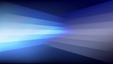 Abstract blue light and shade creative background. Vector illustration. - 218003879