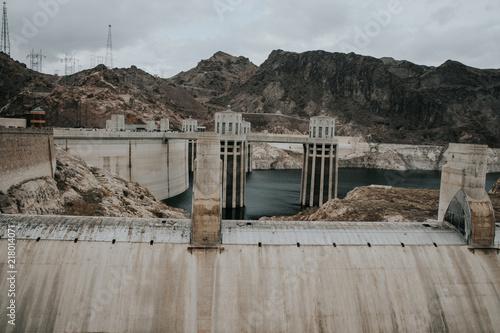Aluminium Pier Hoover Dam
