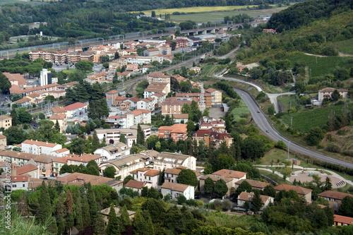 Foto Murales Italian landscape