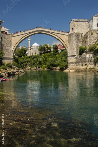 Fototapeta Mostar Bridge
