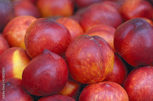 Red Nectarines - 218031650
