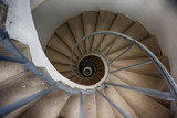 nice spiral stairs from Lednice minaret tower