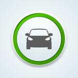 Car Button illustaration