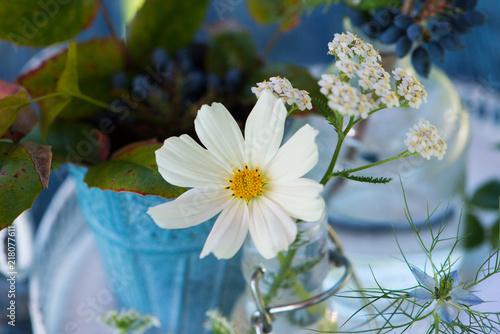 Foto Murales Wildblumensträußchen