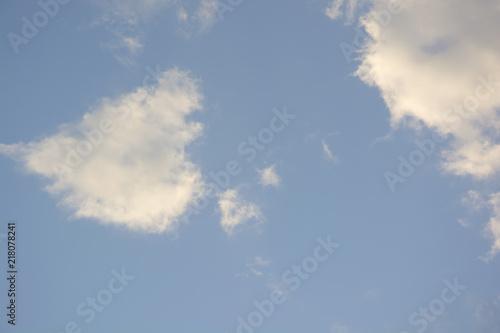 Foto Murales nuvola