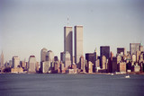 1993, New York et son world trade center