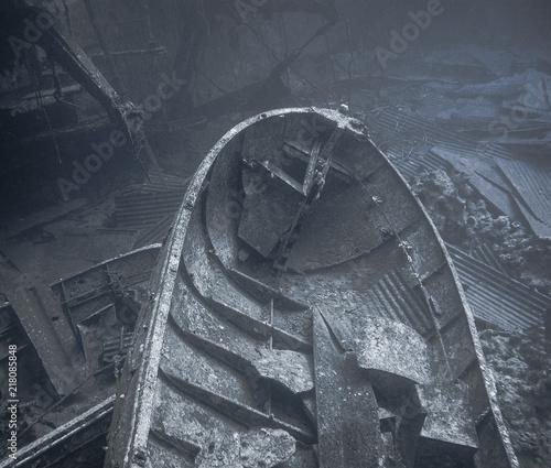 Aluminium Schipbreuk Saleem Express Life Boats