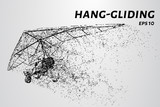 Hang-gliding of the particles. - 218107827