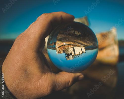 Foto Murales Point Reyes Shipwreck