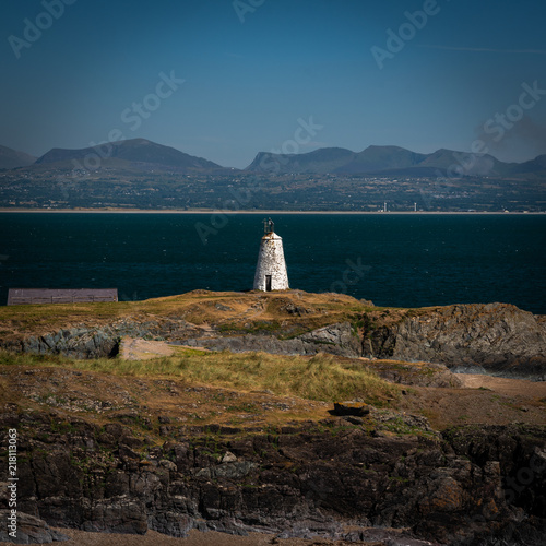 Aluminium Vuurtoren Summer Lighthouse