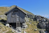 cabane de berger dans le Vercors - 218132499