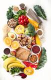 High Fiber Foods - 218159422
