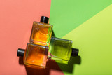 beautiful bottle of perfume - 218182015