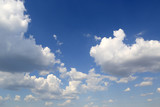 summer sky with clouds - 218227658